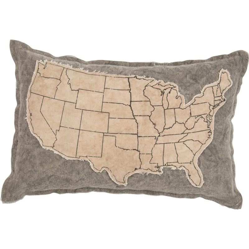 Pillow - USA Cream