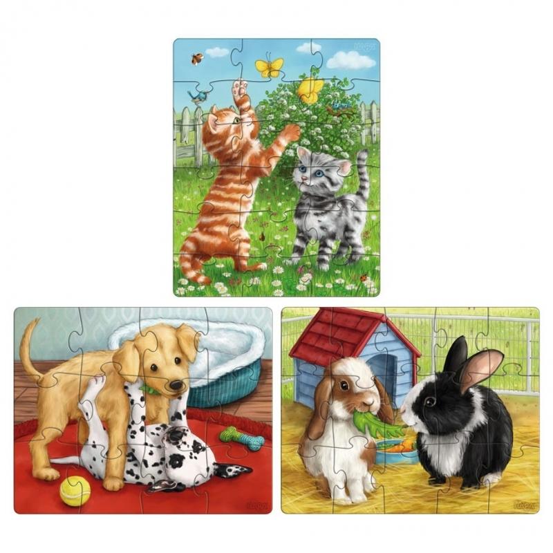 Puzzle Pets Multipack
