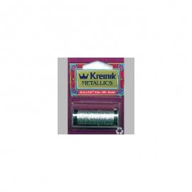 Kreinik Fine Metallic Corded Braid #8 11yd
