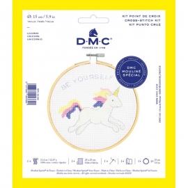 "DMC Stitch Kit 6"" Diameter"