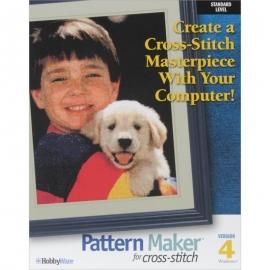Pattern Maker Cross Stitch Software 4.0