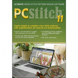 PC Stitch Pro Cross Stitch Software Version 11