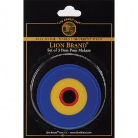 Lion Brand Pom-Pom Makers