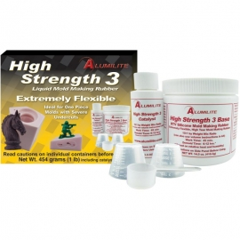 Alumilite High Strength 3 Liquid Mold Making