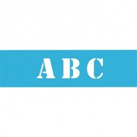 "Americana Home Decor Series Stencil 6""X18"" 7/Pkg"