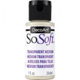 SoSoft Fabric Acrylic Paint Medium 1oz