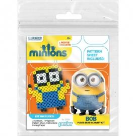 Perler Minions Fused Bead Kit