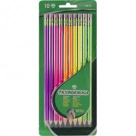 Ticonderoga #2 Pencils 10/Pkg