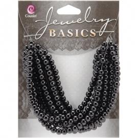 Jewelry Basics Glass Beads 4mm 300/Pkg