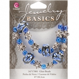 Jewelry Basics Glass Bead Strands