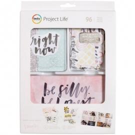 Project Life Value Kit 96/Pkg