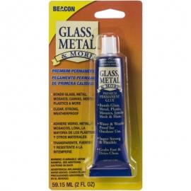Glass, Metal & More Premium Permanent Glue