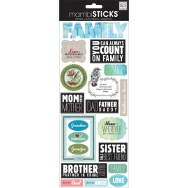 Me & My Big Ideas Sayings Stickers