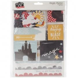 Simple Stories Sn@p! Card Pack 125/Pkg