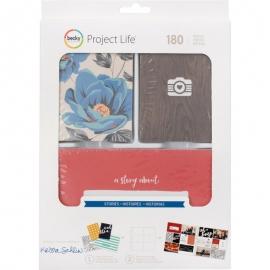 Project Life Value Kit 180/Pkg
