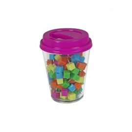 Coffee Cup Storage With Push Pins 120/Pkg