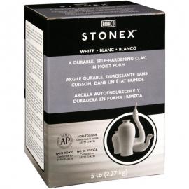 Stonex Self-Hardening Clay 5lb