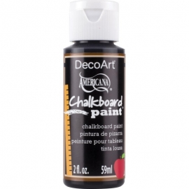 Americana Chalkboard Paint 2oz
