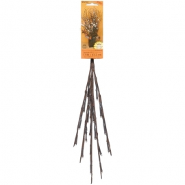 """Darice Battery Operated LED Lighted Branch 17"""""""