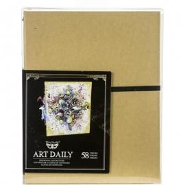 """Prima Art Daily Planner Chipboard Album 7""""X8.9"""""""