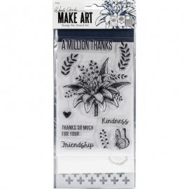 Wendy Vecchi Make Art Stamp, Die & Stencil Set