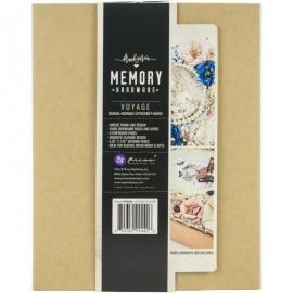 """Prima Memory Hardware Chipboard Album 8.5""""X7""""X3.25"""""""