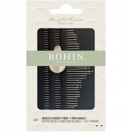 Bohin Sharps & Milliners Needles