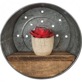 Shelf - Round Pan