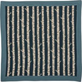 Security Blanket - Birch Trees