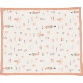 Blanket - Under Sea Pink