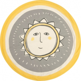 Shaped Security Blanket - Sun