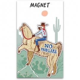 Magnet - No Prob-llama