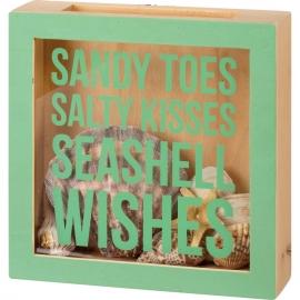 Shell Holder - Seashell Wishes