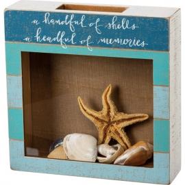 Shell Holder - A Handful Of Shells