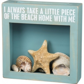 Shell Holder - Piece Of The Beach With Me