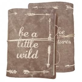 Journal - Be A Little Wild