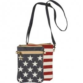 Crossbody Bag - Stars & Stripes