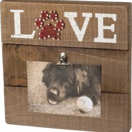 String Art Frame - Pet Love