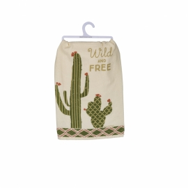 Dish Towel - Wild And Free