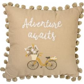 Pillow - Adventure Awaits