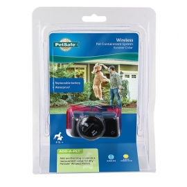 Wireless Pet Containment System Receiver Dog