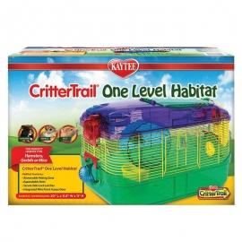 CritterTrail One Level Habitat