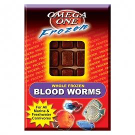 One Frozen Bloodworms