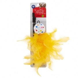 Feathers Teaser Cat Toy