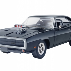 DOMINIC'S '70 DODGE CHARGER