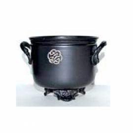 "4 1/2"" Celtic Cauldron"