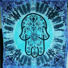 36x36 Fatima Hand altar cloth