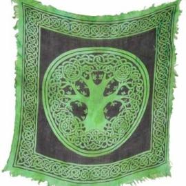 18x18 Tree of Life altar cloth