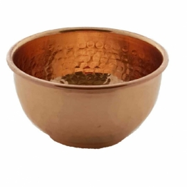 """2"""" copper Offering Bowl"""