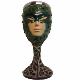 "7"" Greenlady chalice"